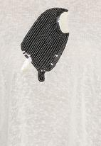 Noisy May - Ice knit top
