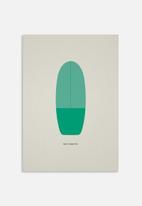 Sixth Floor - Surfboard