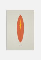 Sixth Floor - Surfboard 3