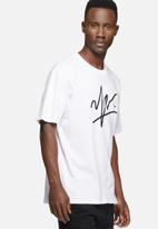 Young and Lazy - Signature logo tee