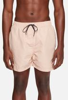Selected Homme - Classic swim shorts