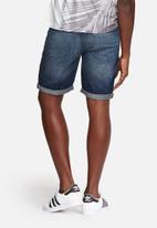 Selected Homme - Alex denim shorts