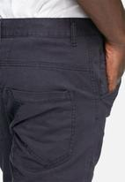 Only & Sons - Drape slim cuffed pants