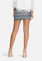 ONLY - Kim embellished skirt