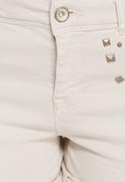 ONLY - Austin embellished shorts