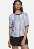 Vero Moda - Reba stripe top