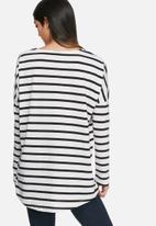 VILA - Dreamers stripe top