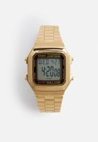 Casio - Wide LCD backlight watch