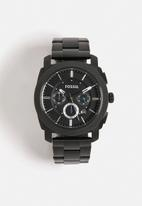 Fossil - Machine Black