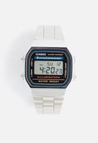 Casio - Chrome alarm chrono