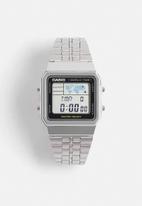 Casio - Digital vintage watch A500WA-1DF