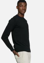 Blend - Cotton knit crewneck