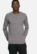 Blend - Cotton knit crewneck