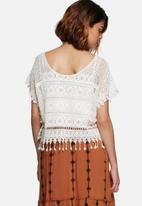 Vero Moda - Sanna lace top