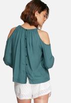 Vero Moda - Frida cold shoulder top