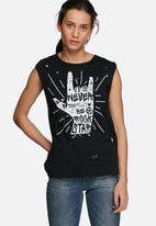 ONLY - Hard rock star tee