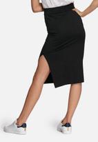 ONLY - Mojo slim calf skirt
