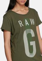 G-Star RAW - Sepeke tee