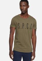 S.P.C.C. - SPCC print tee