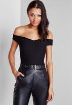 Missguided - Bardot bodysuit