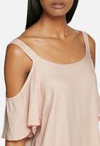 ONLY - Silius cold-shoulder top