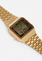 Casio - Digital wrist watch A500WGA-1DF