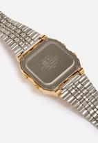 Casio - Digital wrist watch A500WGA-1DF