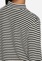 ADPT. - Idea striped top
