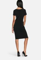 Vero Moda - Nelly knot knee dress