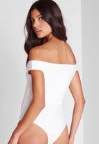 Missguided - Bardot bodysuit