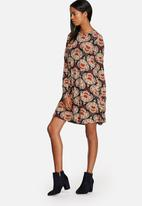 Glamorous - Paisley swing dress