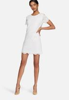 ONLY - Sisse anglaise dress