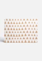 Love Milo - Triangle placemat set of 2