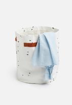 Love Milo - Birds laundry basket