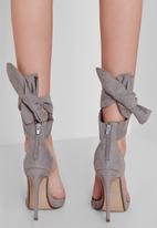 Missguided - Ankle Tie Heels