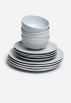 Urchin Art - Dinner plate set of 4