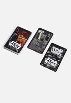 Top Trumps - Top Trumps- Star Wars episodes 1-3