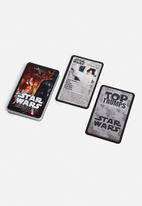 Top Trumps - Top Trumps - Star Wars episodes 4-6