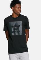 adidas Originals - Blackbird logo tee