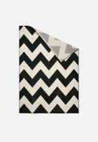 Hertex Fabrics - Chevron rug