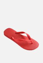 Havaianas - Top - ruby red