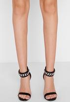 Missguided - Chained Heeled Sandal
