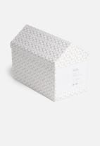 MatchBOX - Bodil 2 piece house boxes