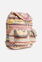 Glamorous - Embroidered backpack