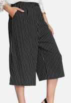 Glamorous - Pinstripe culottes