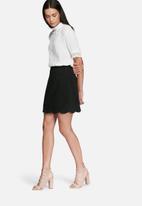 Glamorous - Scalloped mini skirt