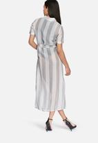 Glamorous - Stripe shirt dress