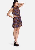 Glamorous - Floral shift dress