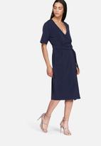 Glamorous - Belted dress