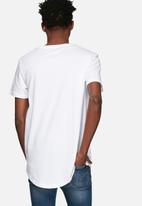 Only & Sons - Karias plain longy tee